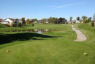 eagle glen columbia city indiana   golf course